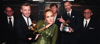 Adele Producer Ariel Rechtshaid desk