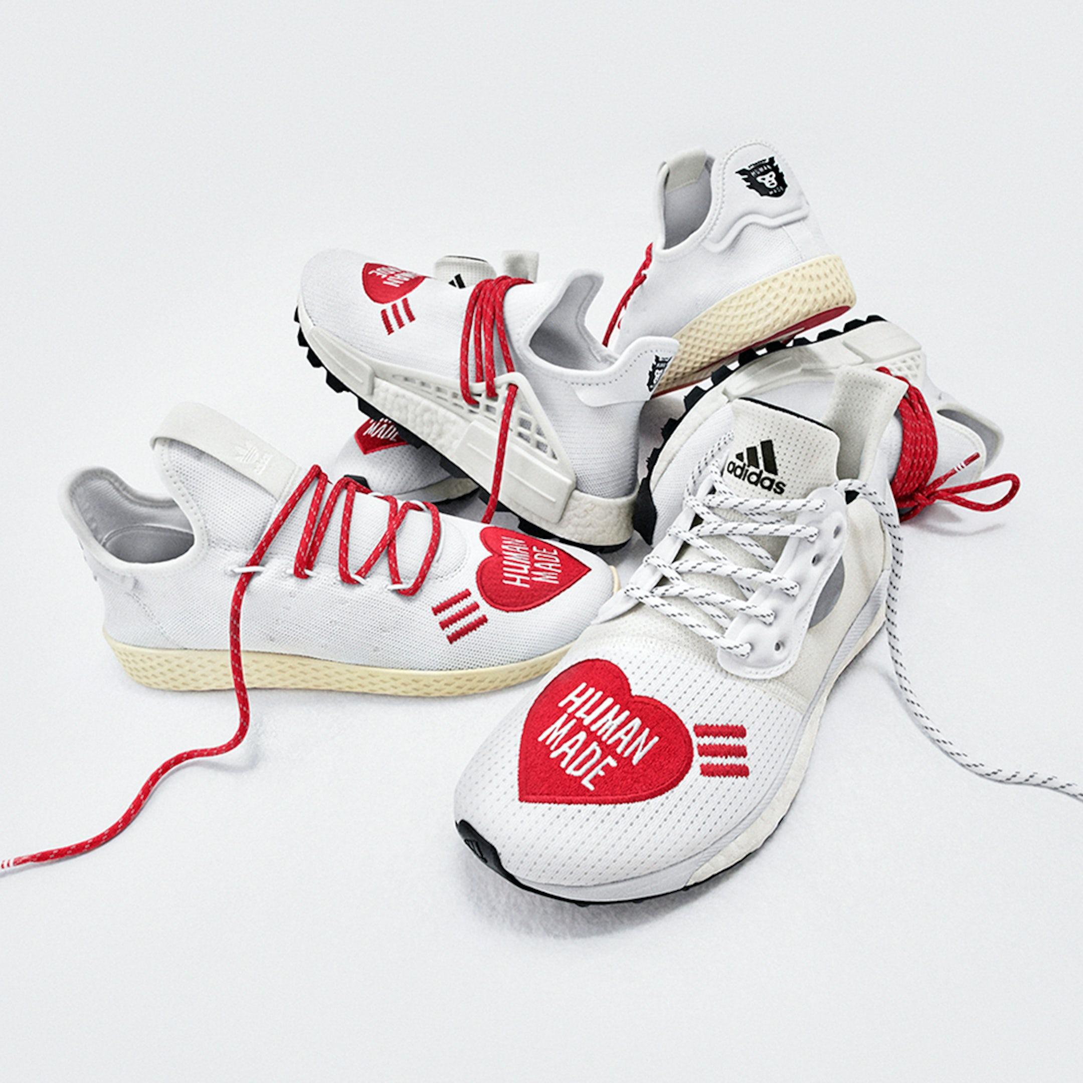 Adidas Pharrell Nigo Mobile