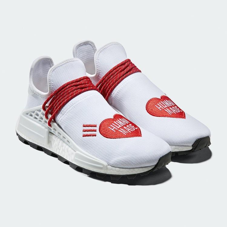 Adidas Pharrell Nigo NMD 1