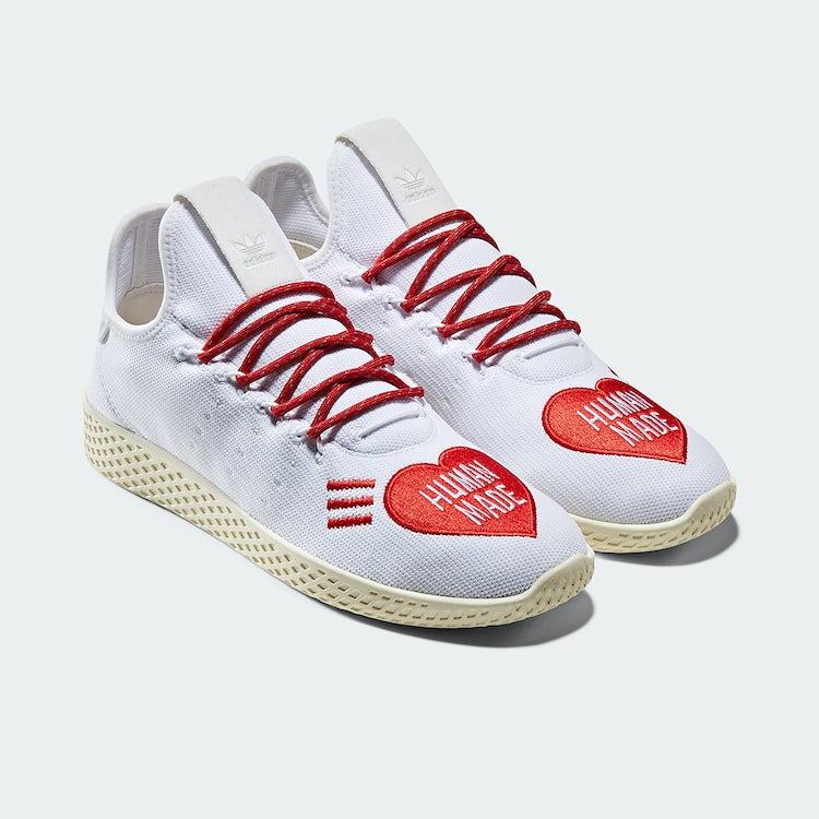 Adidas Pharrell Nigo TennisHu 1