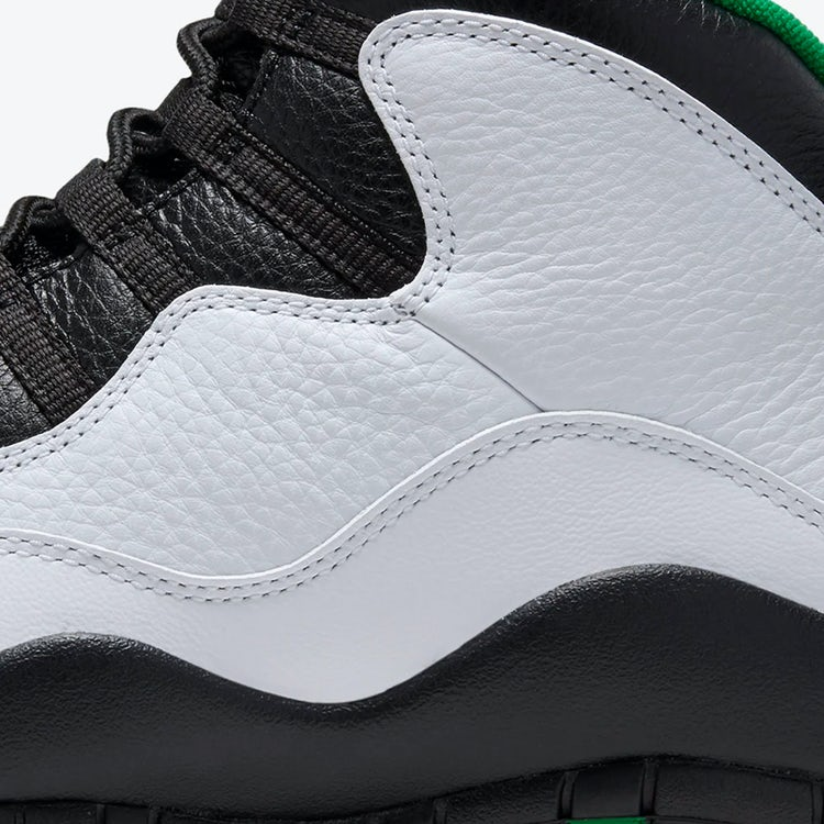 Air Jordan X City Series Seattle Sonics 2