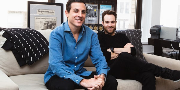 How These 2 Founders Turned $50 Into A $50 Million Company