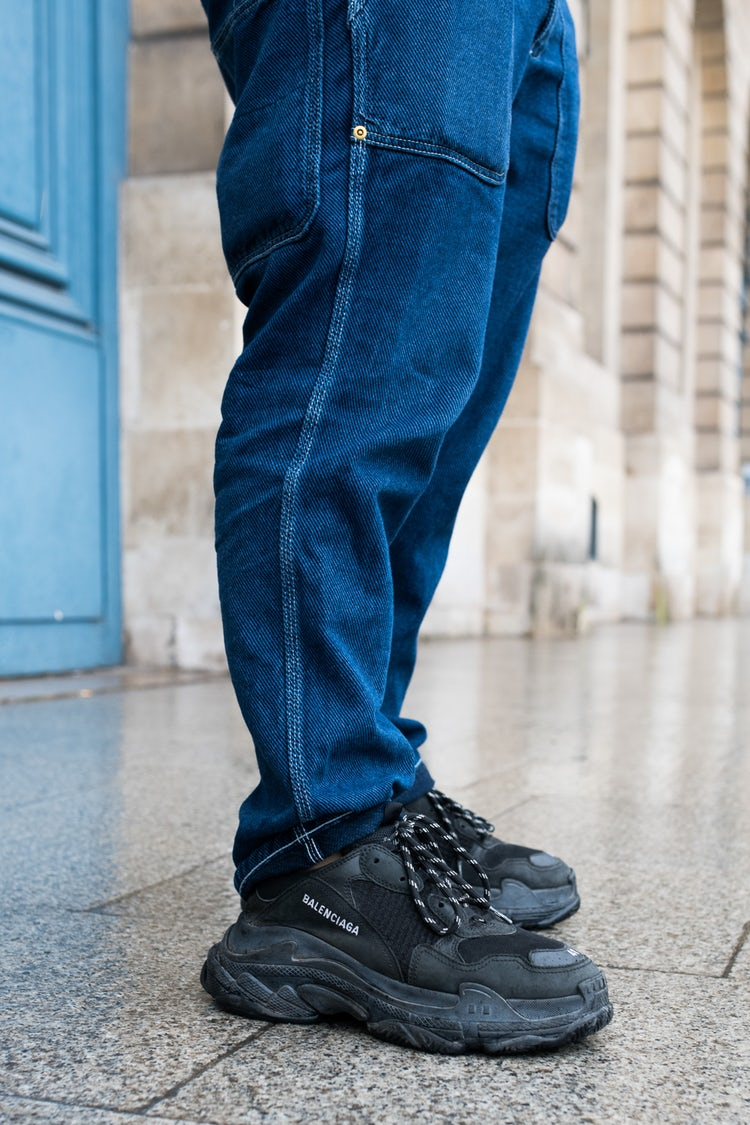 Mens Street Style Paris Fashion Week 5484
