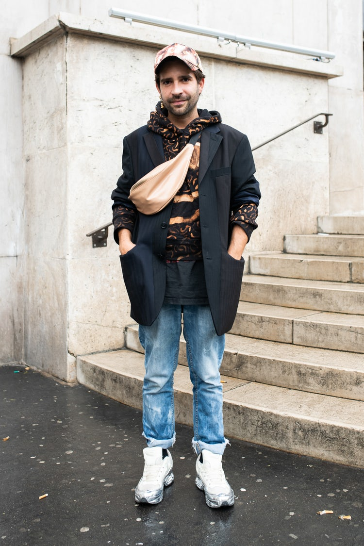 Mens Street Style Paris Fashion Week 5521