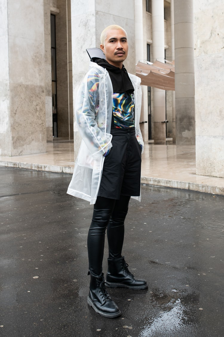Mens Street Style Paris Fashion Week 5563