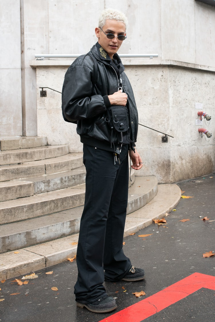 Mens Street Style Paris Fashion Week 5583