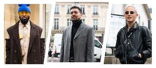 Mens Style streetwear Paris Fashion Week ss20 uni