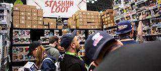 New York Comic Con Merch uni2