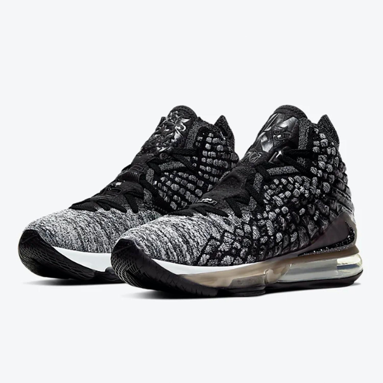 Nike LeBron XVII Oreo 1
