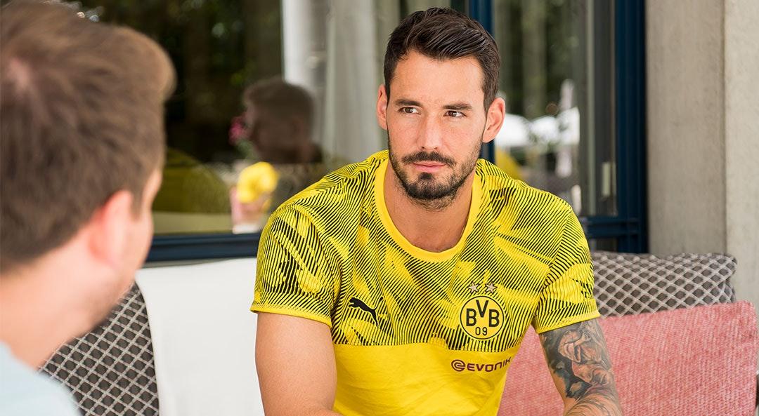 An Interview with Roman Bürki, Star of the Bundesliga