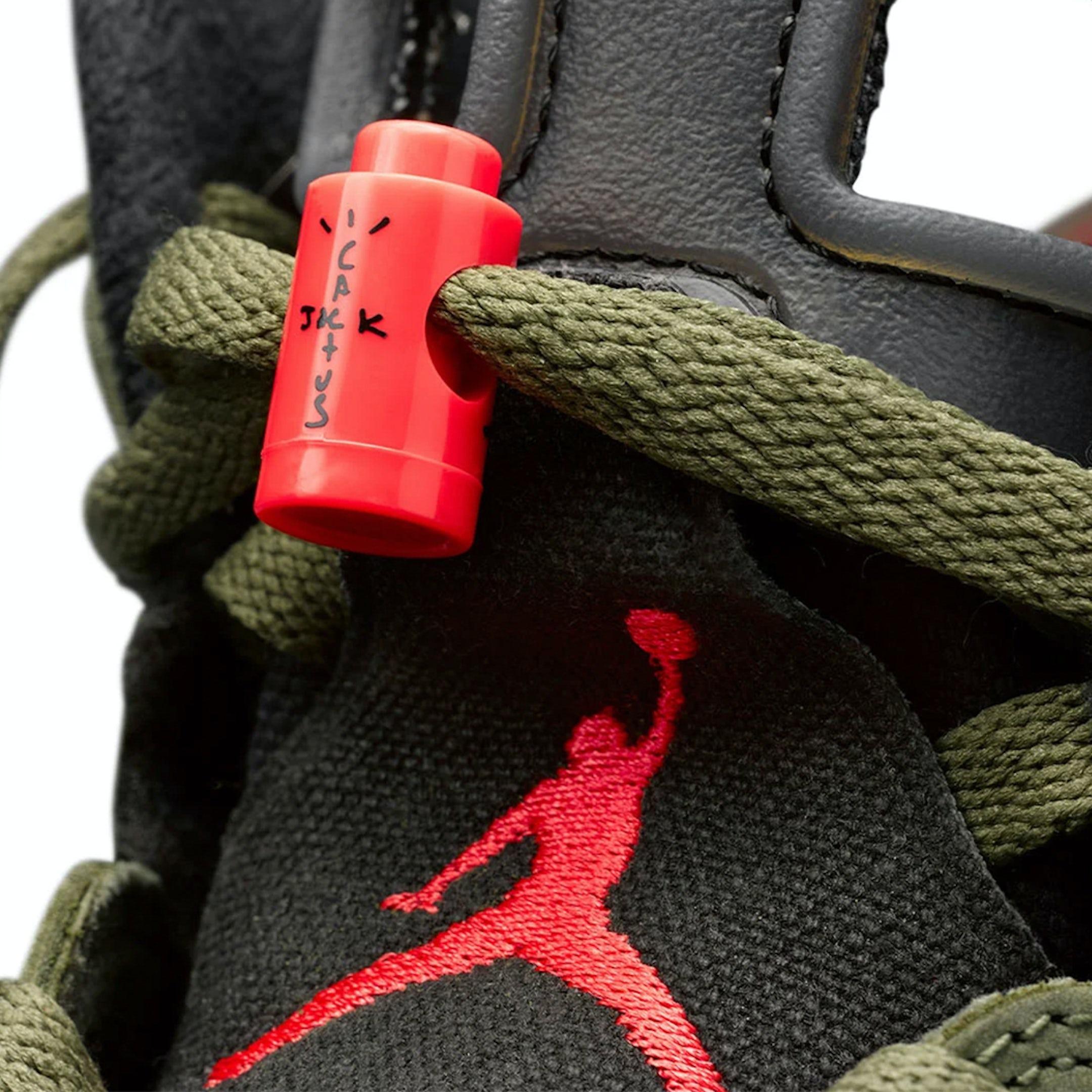 Travis Scott Air Jordan 6 Mobile