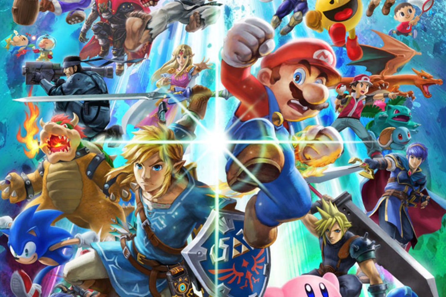 best fighting games super smash bros 2018 in article
