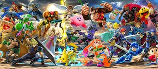best fighting games super smash bros ultimate 2018 desktop
