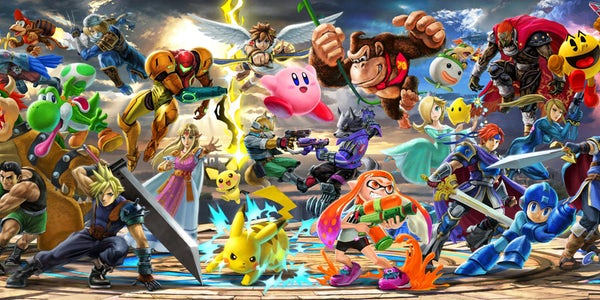 The Best Fighting Games of the Decade, Separated by Year from 2010 to 2019