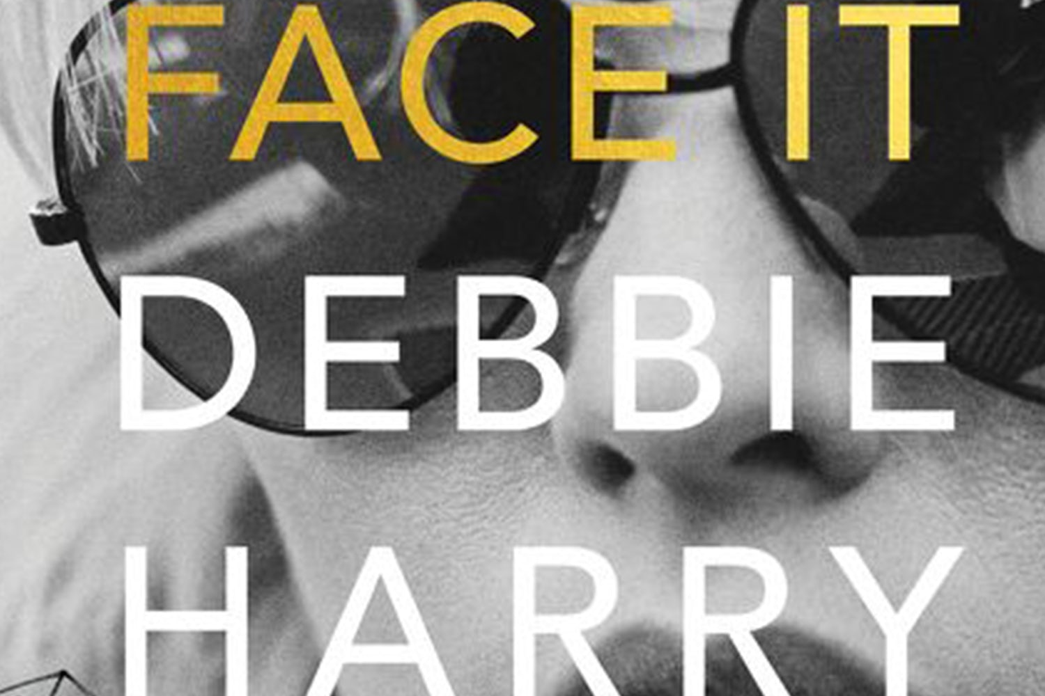 books that make you think debbie harry face it