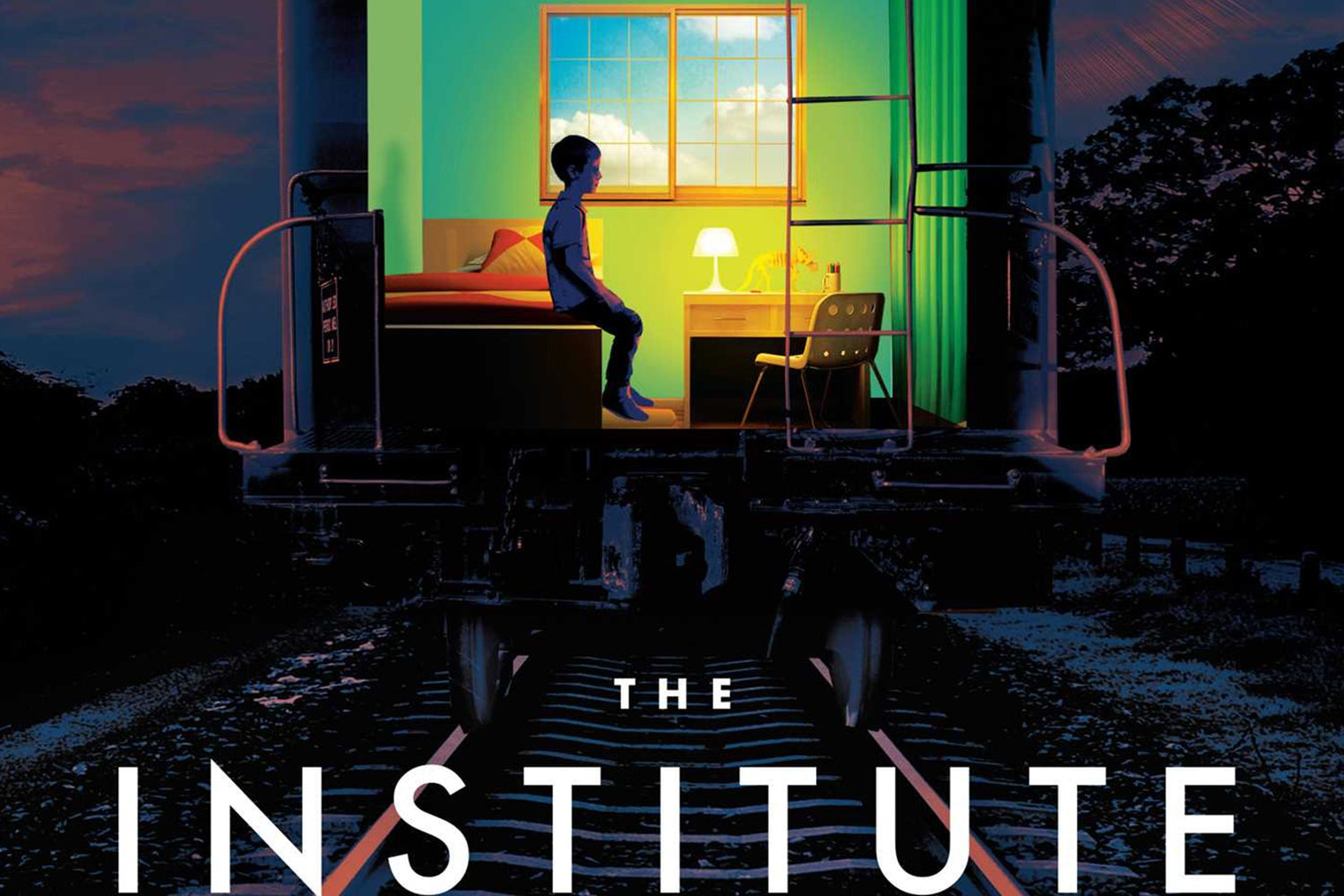 books that make you think stephen king the institute
