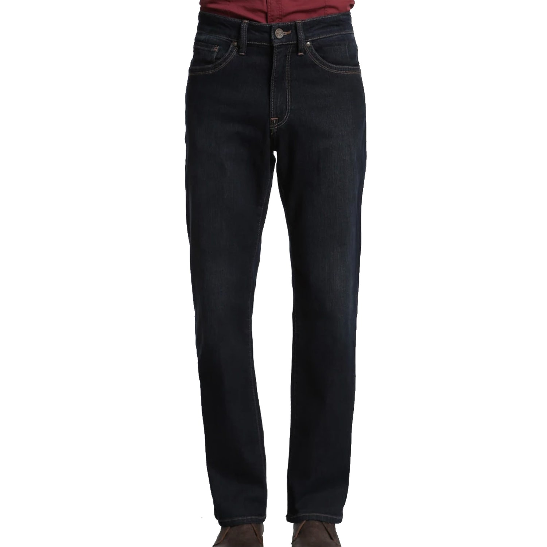 smart casual for men dark jeans
