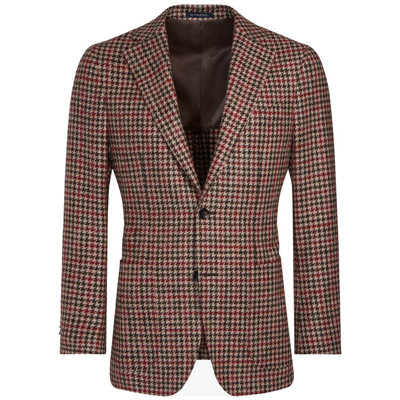 smart casual for men plaid blazer