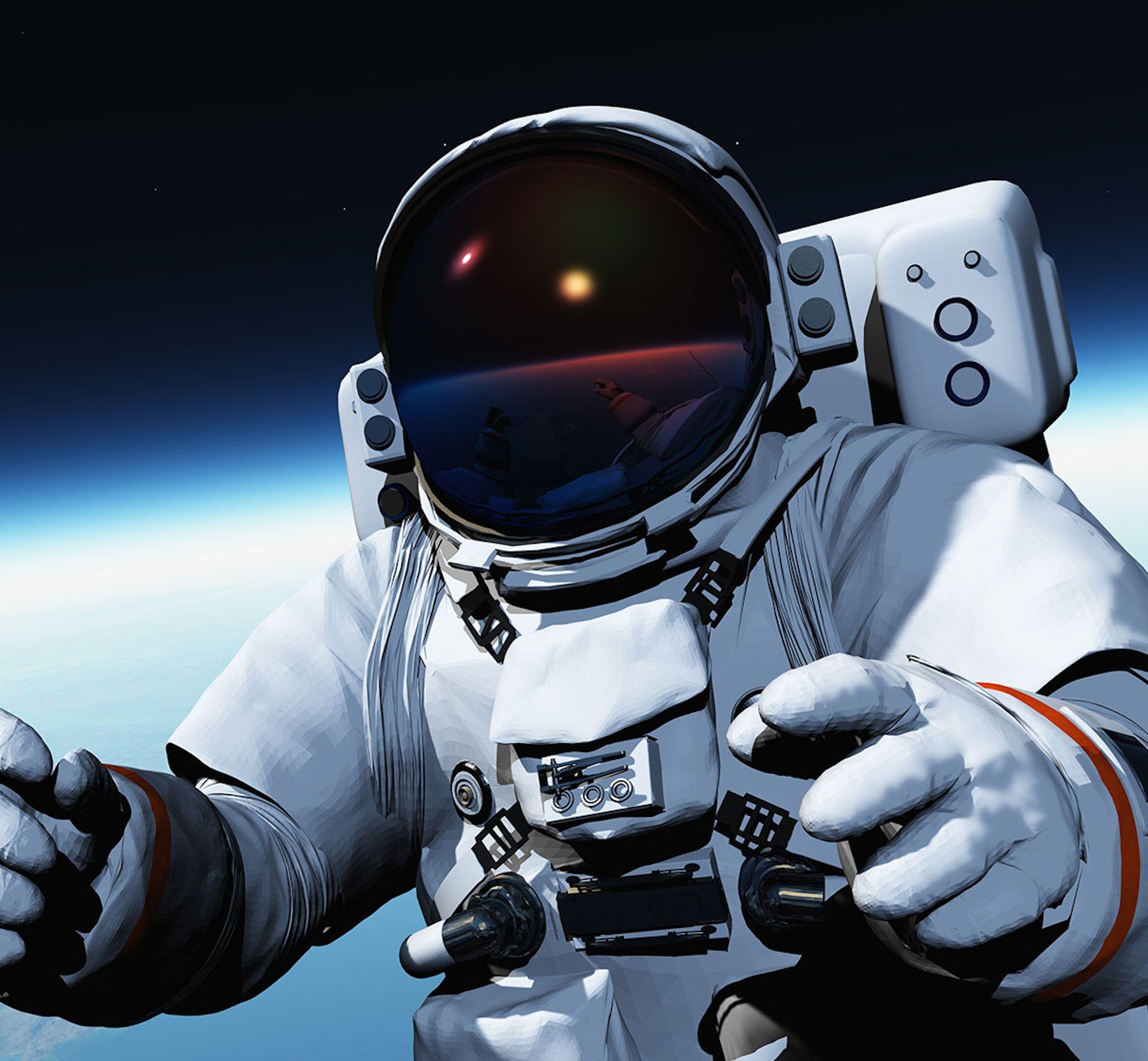 NASA mobile