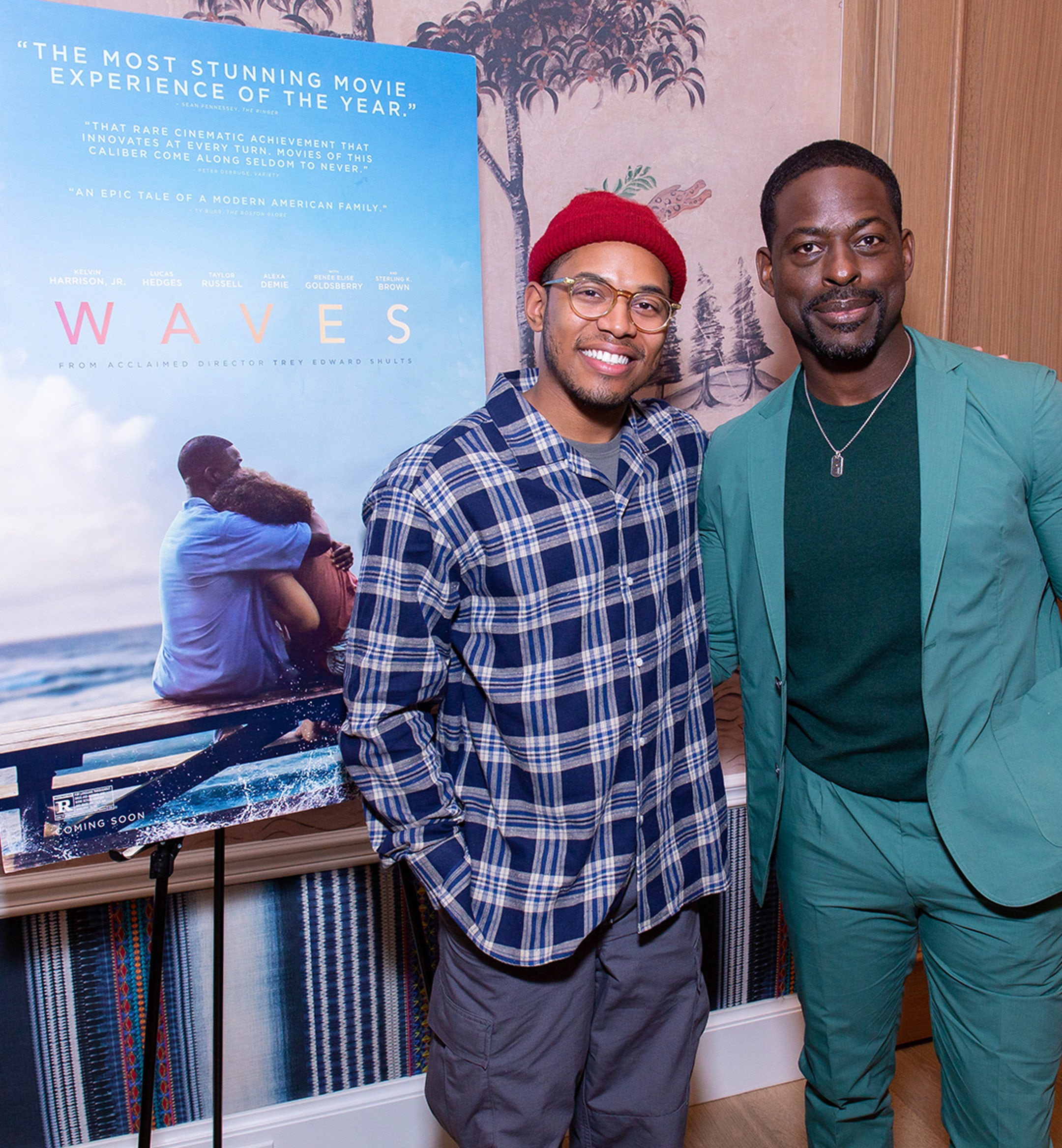 a24 waves sterling k brown mobile