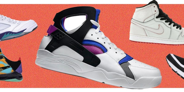 Josh Luber's 5 Favorite Sneakers Right Now