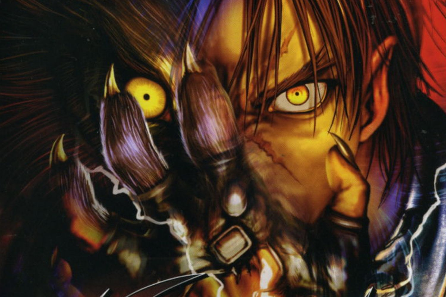fighting game compilations bloody roar