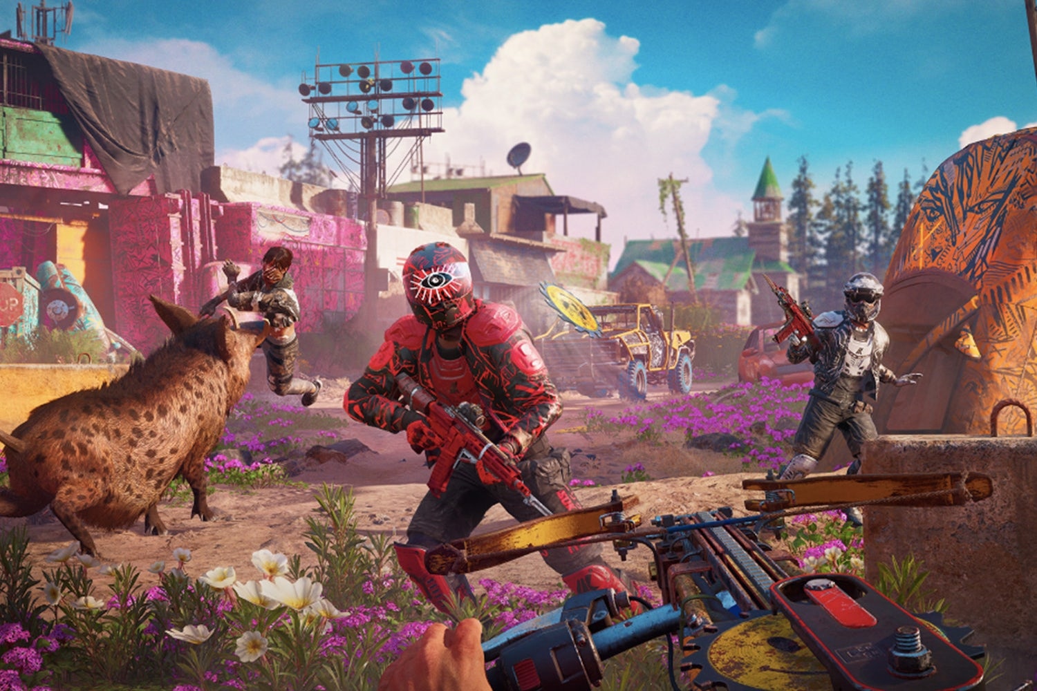 games like fallout far cry new dawn