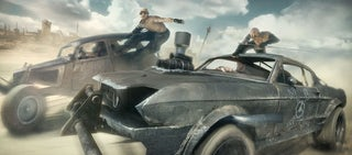 games like fallout mad max universal
