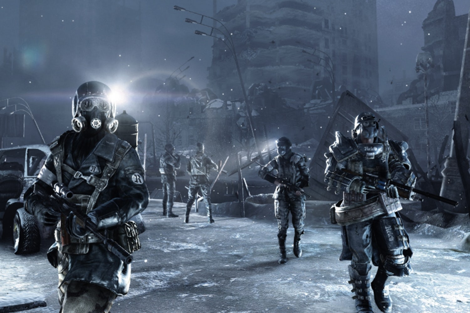games like fallout metro redux