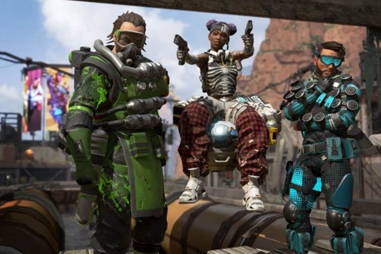 games like overwatch apex legends