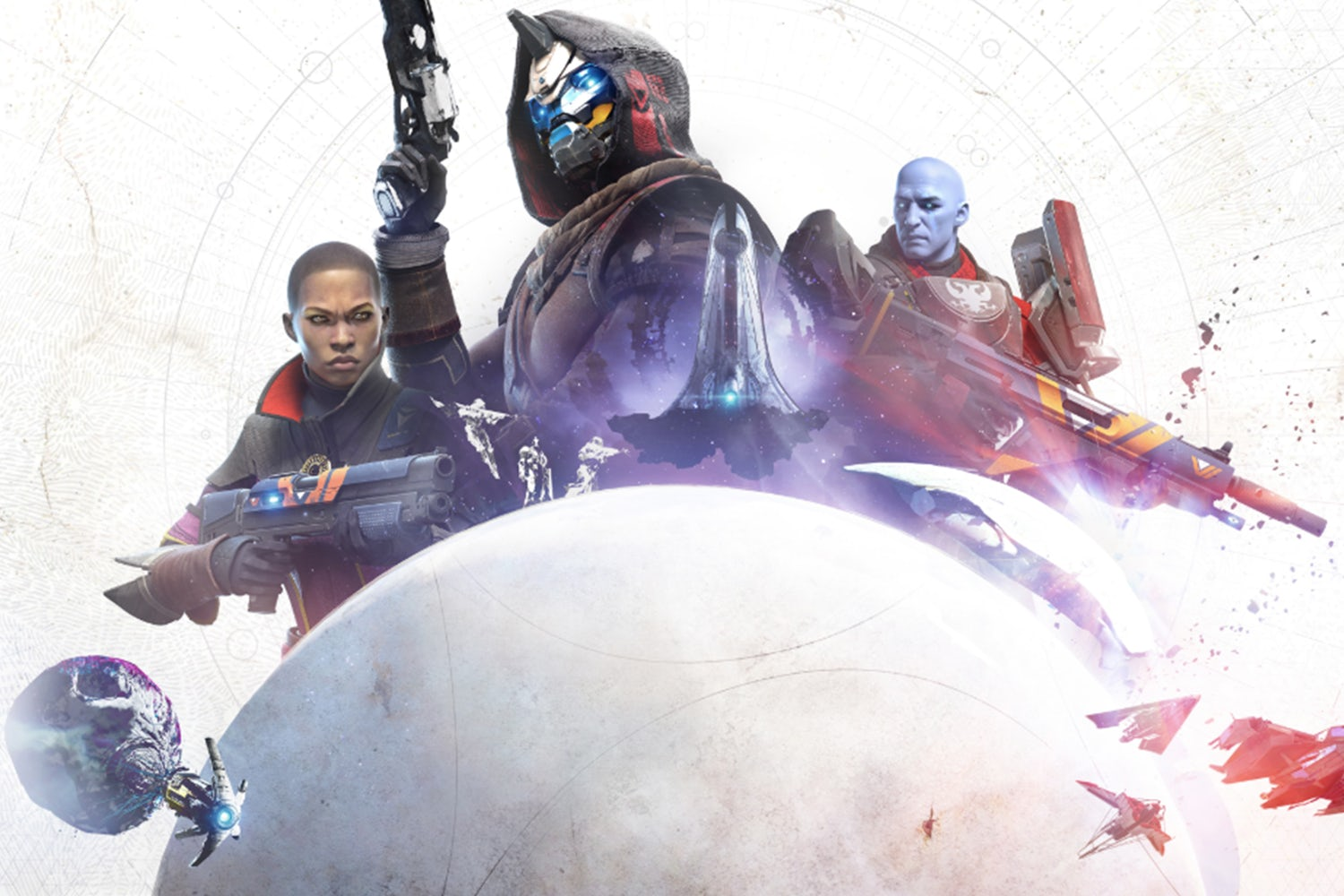 games like overwatch destiny 2