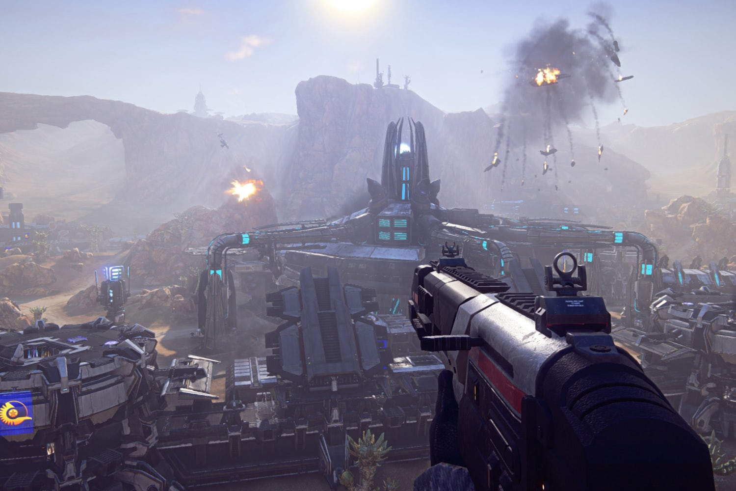 games like overwatch planetside 2