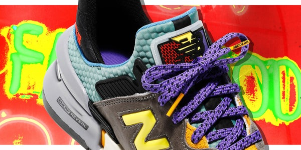 10 Top Sneaker Collabs (From Brands That Aren't Nike or Adidas)