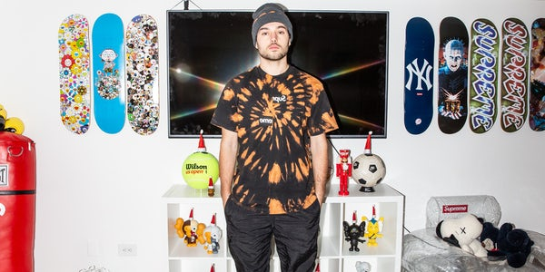 Meet Eric Whiteback: TikTok's Favorite Supreme Collector
