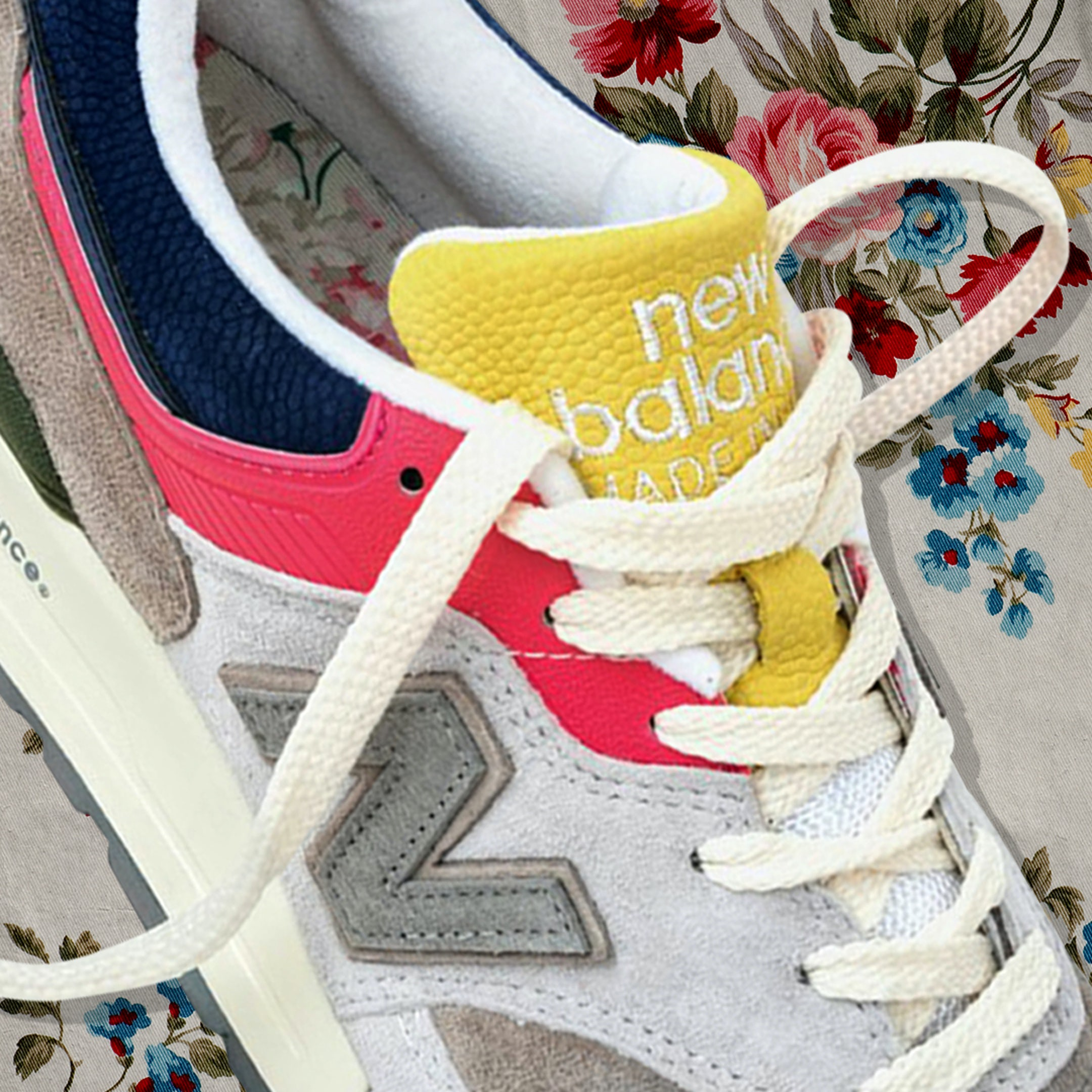 New Balance ALD Yellow Tongue Mobile