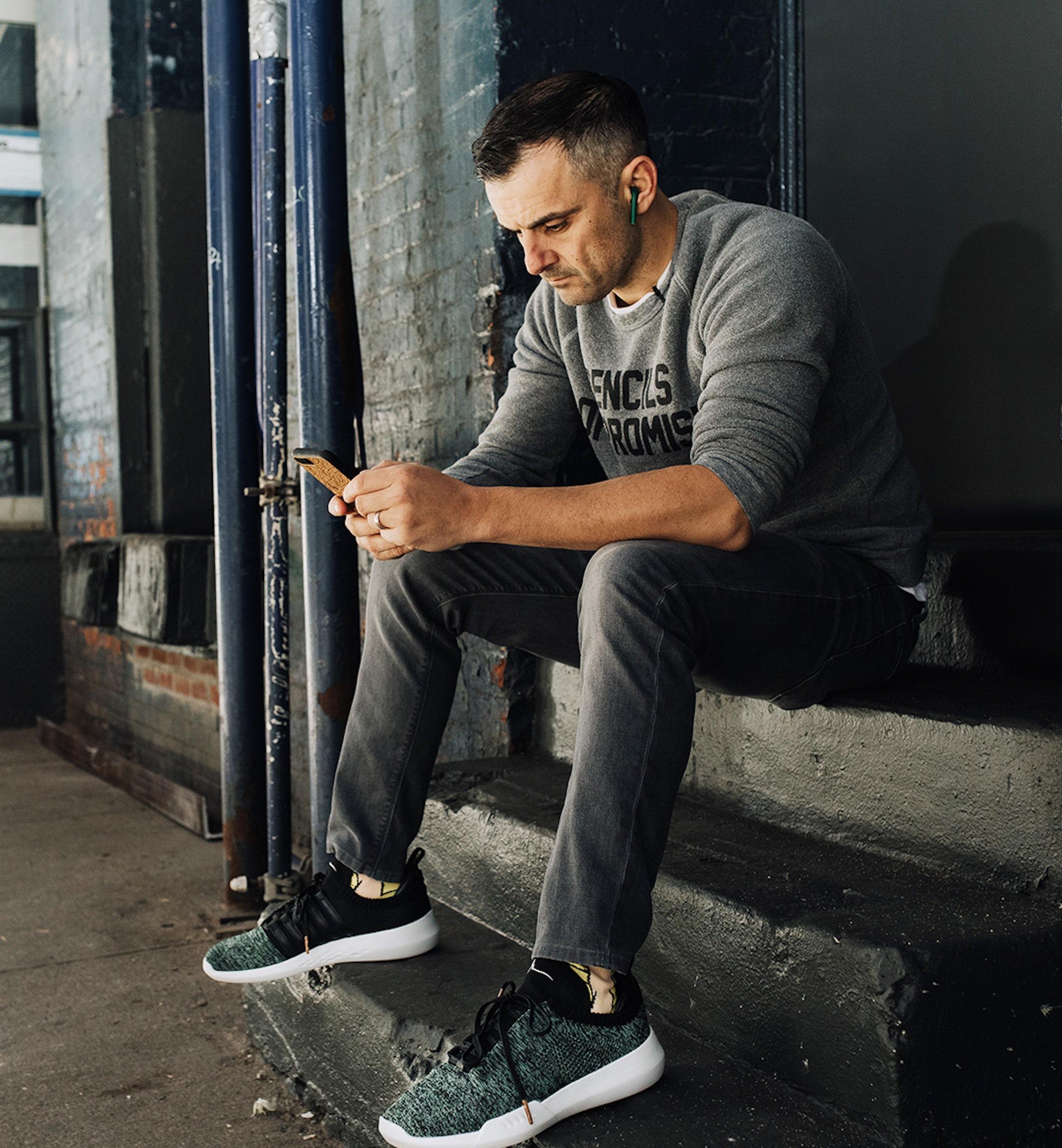gary vee favorite sneakers hero