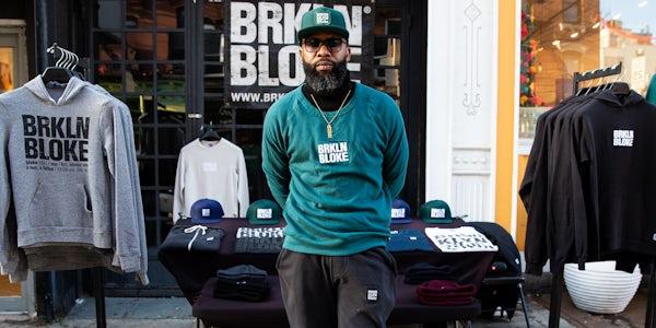 Brkln Bloke Is the Sidewalk Streetwear Brand Making Waves