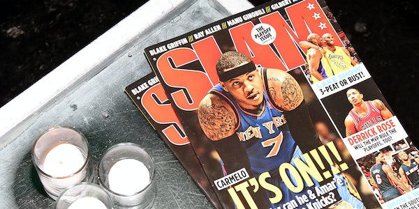 Why 'SLAM' Magazine Is Basketball's Brand of 2020