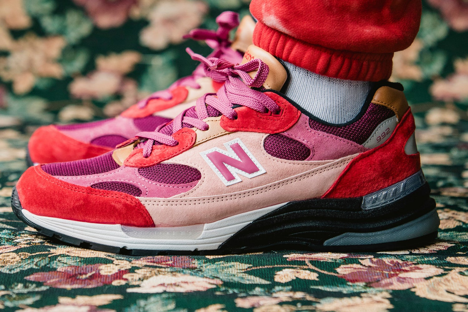 new balance no emotions are emotions 1