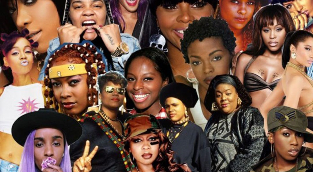 10 Female Rappers Who Changed the Hip-Hop Game
