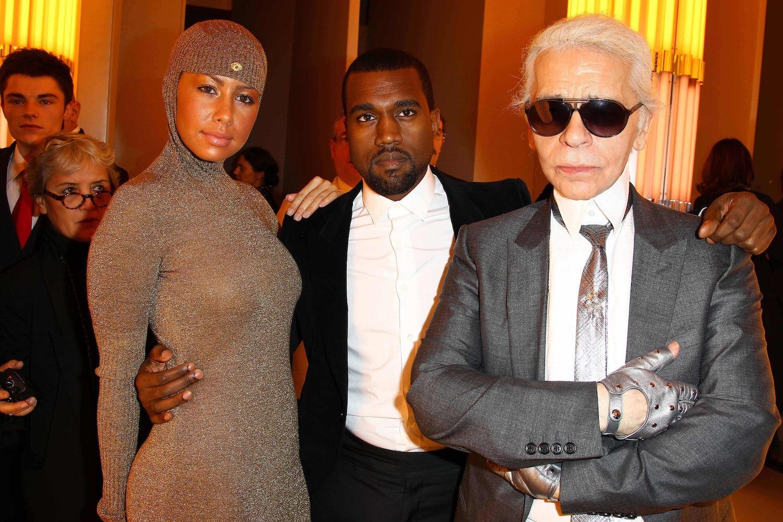 Kanye and Karl