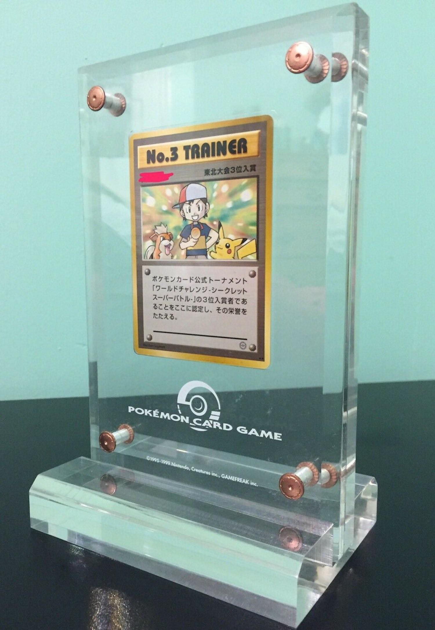 No3Trainer PokemonCard