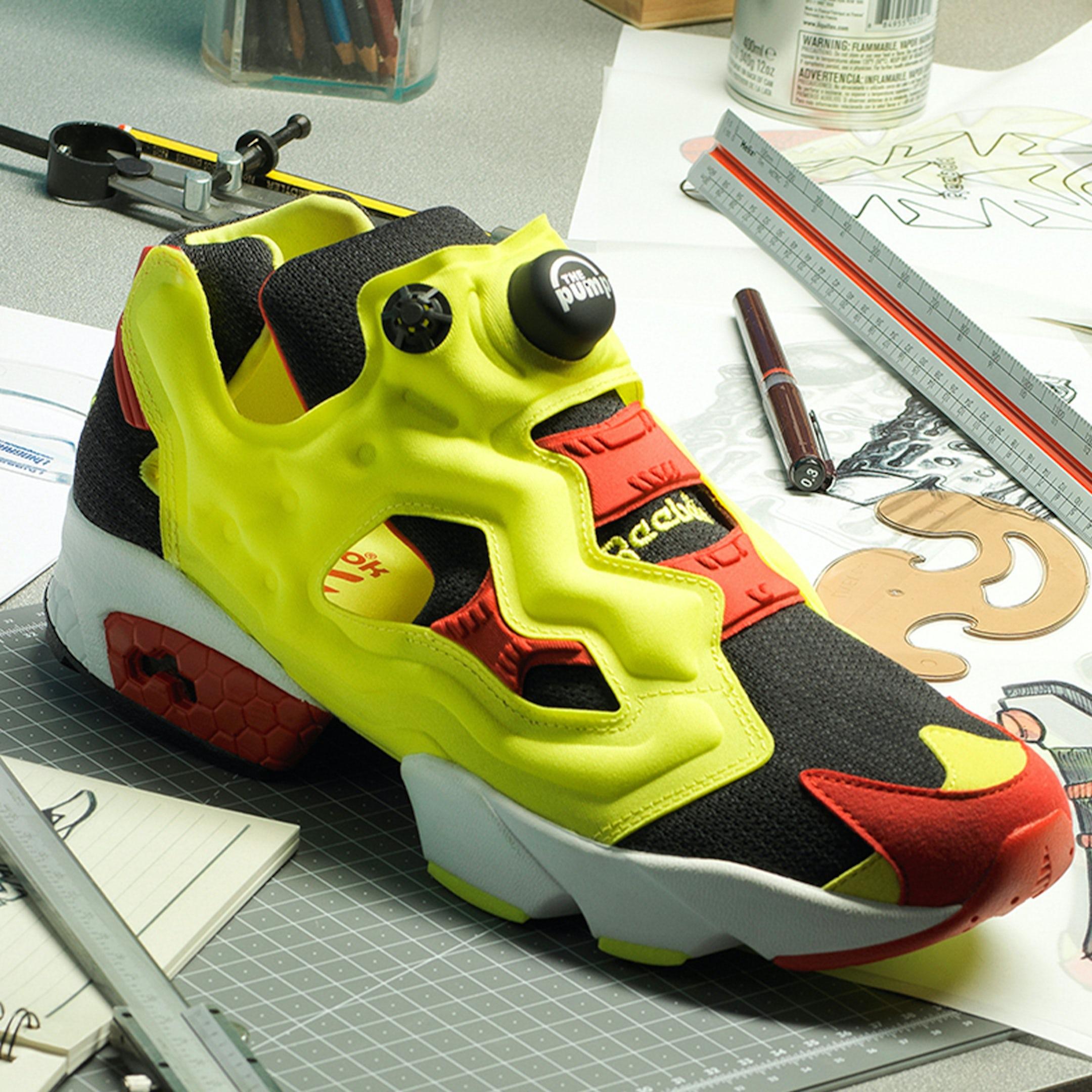 Reebok Classics Top 3 Retro Sneakers