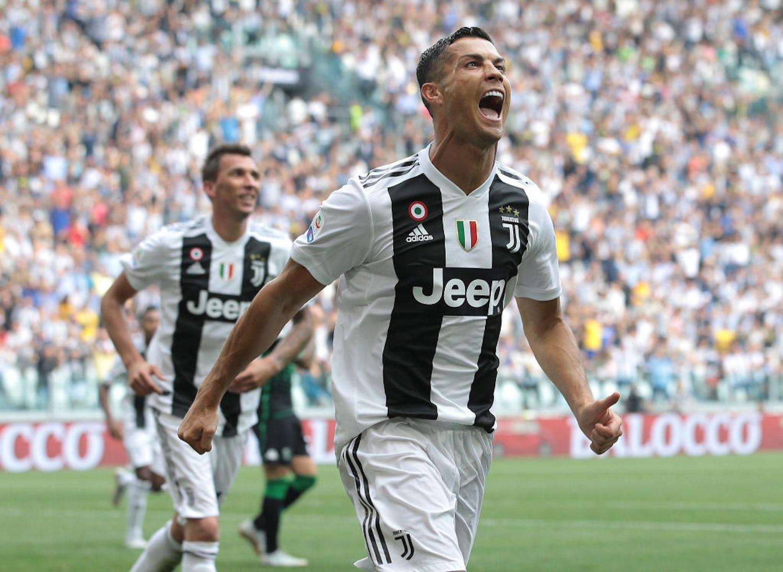 SerieA Cristiano Ronaldo