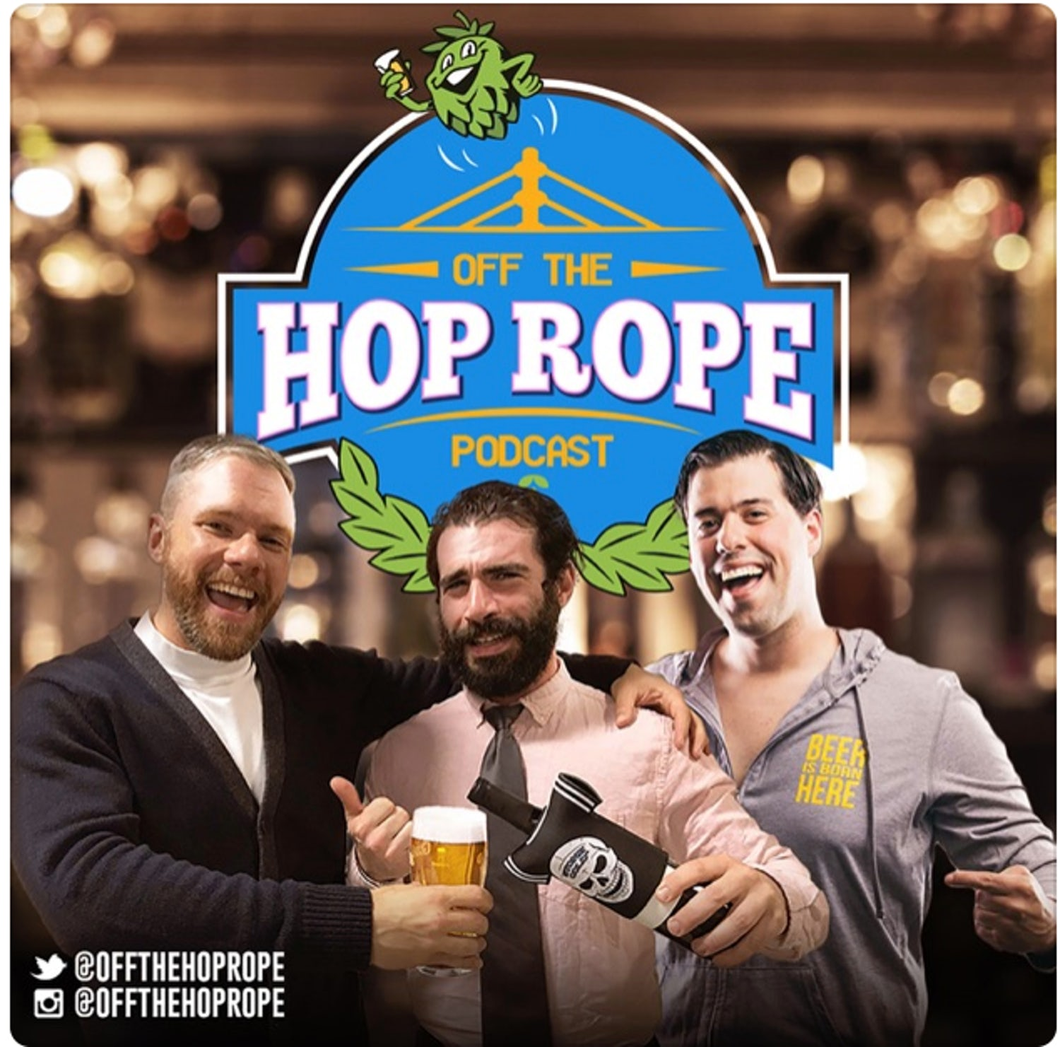 OffTheHop Podcast