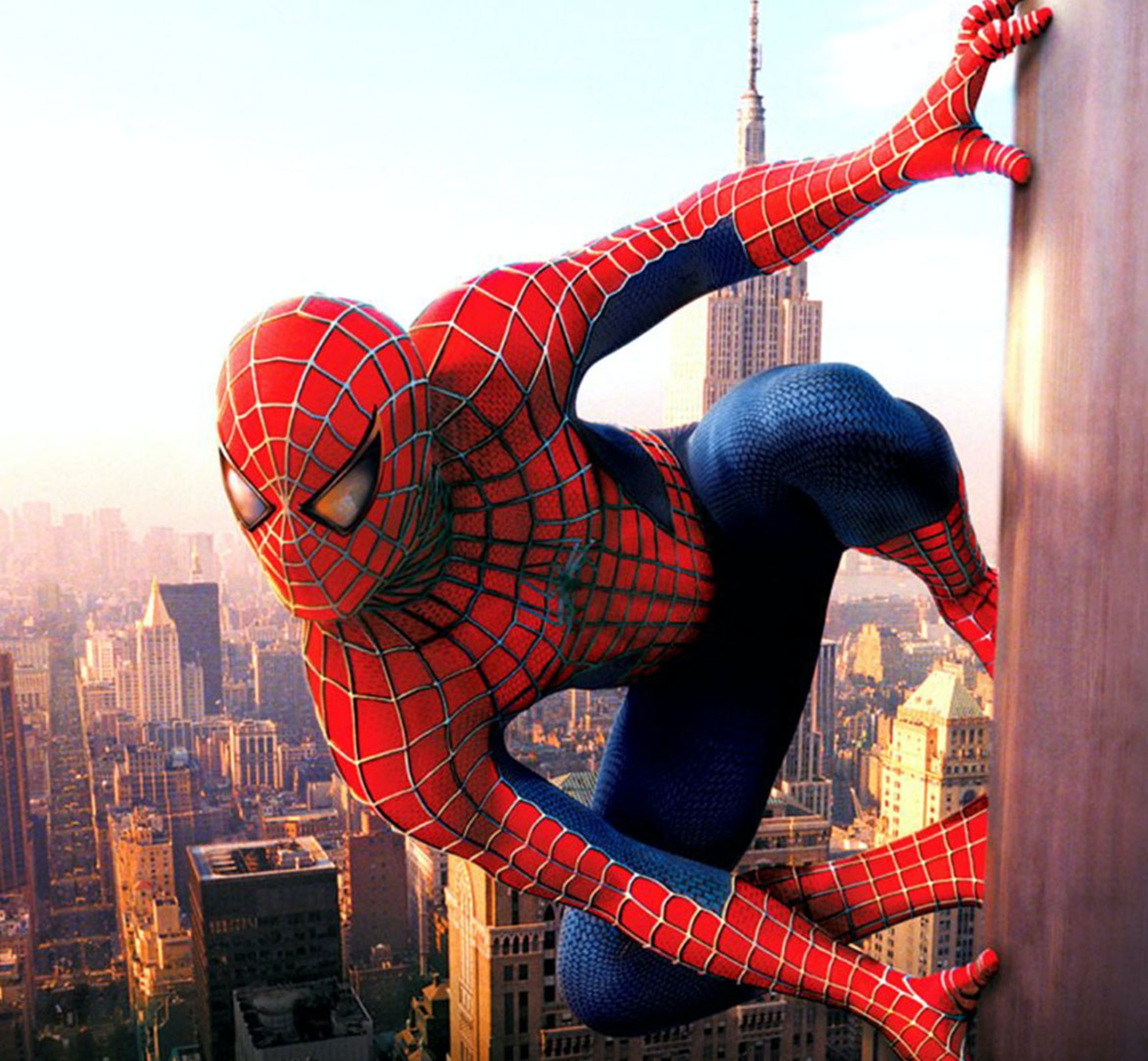 spiderman hero