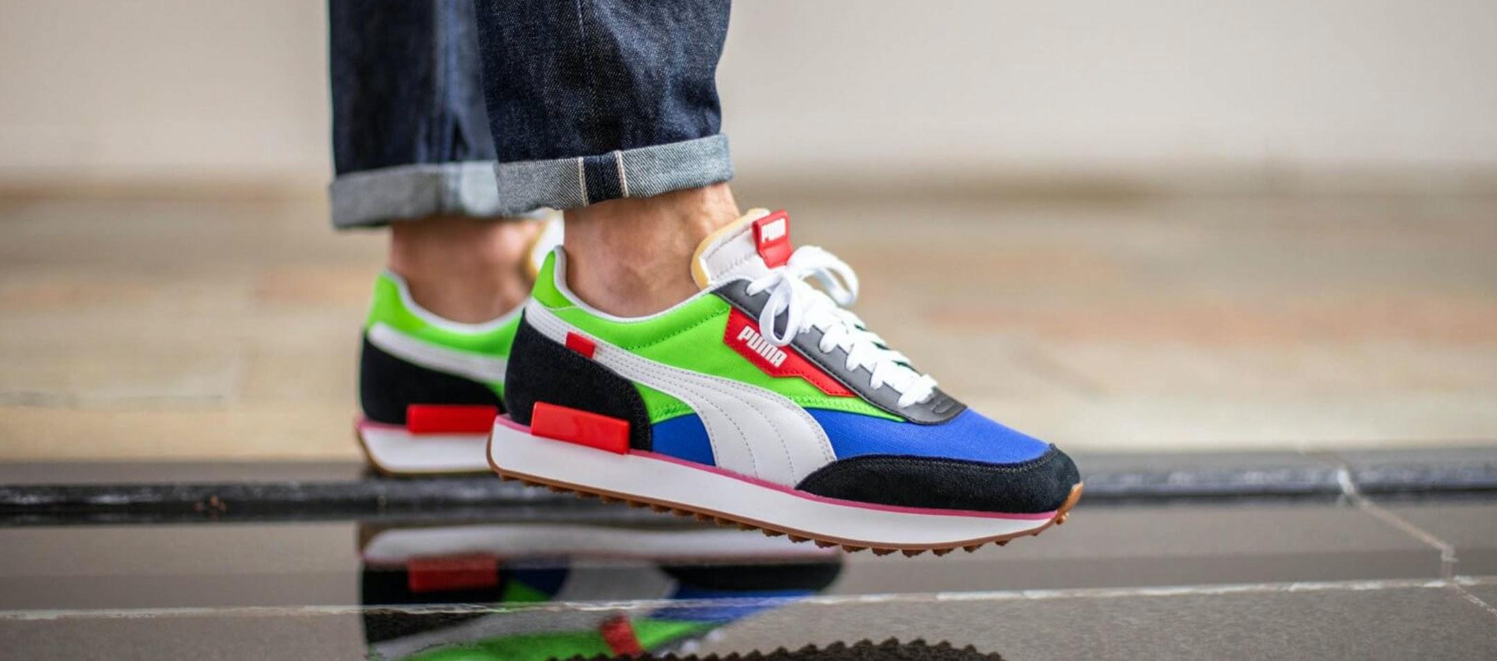 puma sneaker styles