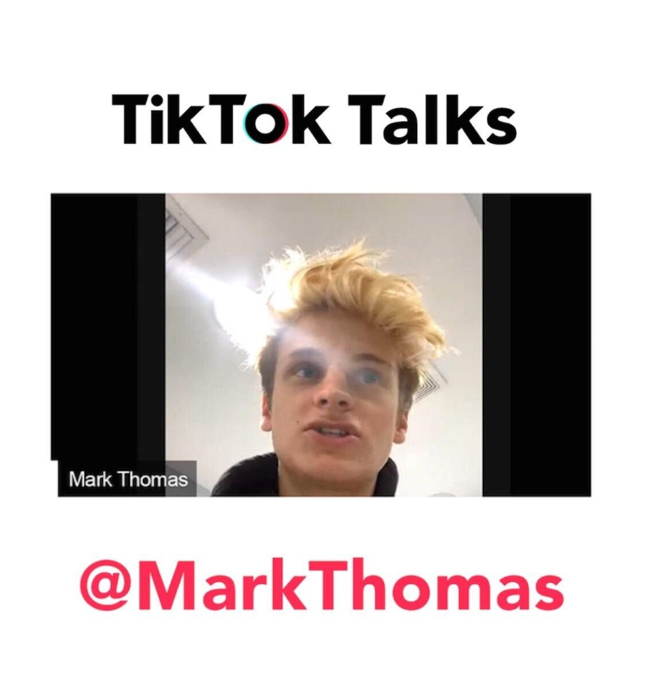tiktok MarkThomas WebImage