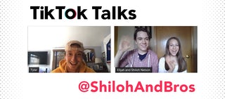 shiloh and bros tik tok talks