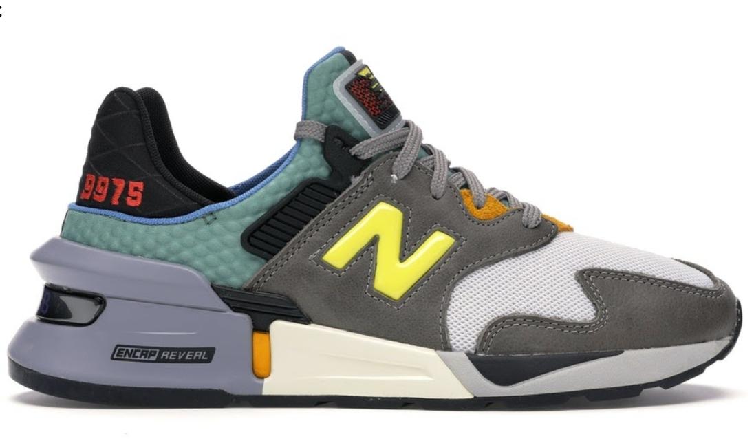 cool new balance shoes